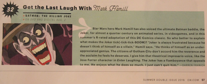 getthelastlaughwithMarkHamill